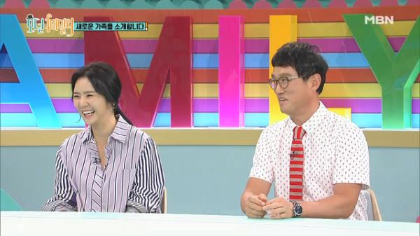 고명환❤임지은. 예능 첫 출연! '최초공개' 부부 라이프 커밍쑨~