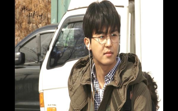 《메이킹》 '남자가 사랑할 때' 연우진의 첫 촬영 현장!