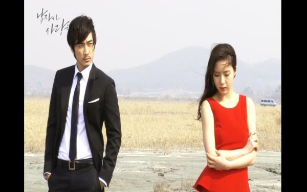 《메이킹》 '남자가 사랑할 때' 송승헌X신세경 포스터 촬영 현장
