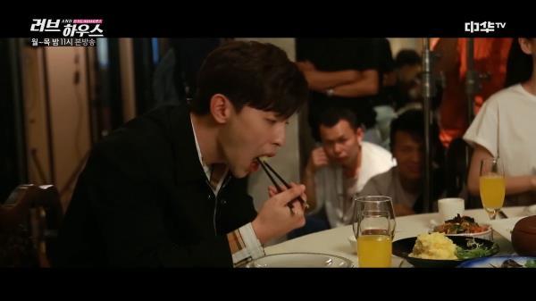 [7화 비하인드] '덩룬의 먹방'