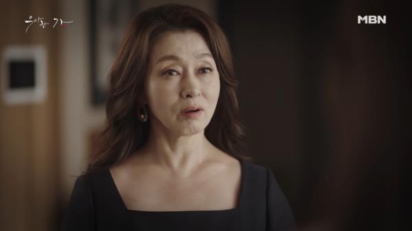 하영서와 안재림(석희 엄마)의 불꽃 튀는 며느리 쟁탈전?!