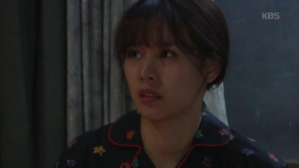 """""""떨리지가 않는다구요... 미안해요..."""" 조윤희의 반응에 당황한 오민석"""