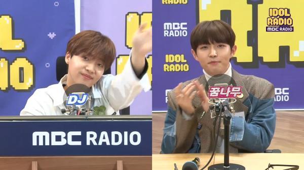 """[IDOL RADIO] 김재환이 부르는 """"파라다이스""""♪♬ (공놀이 한판!!)"""