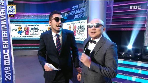 아마도 전생에 부부?! 찰떡케미 주호민X이말년의 베스트 커플 시상!