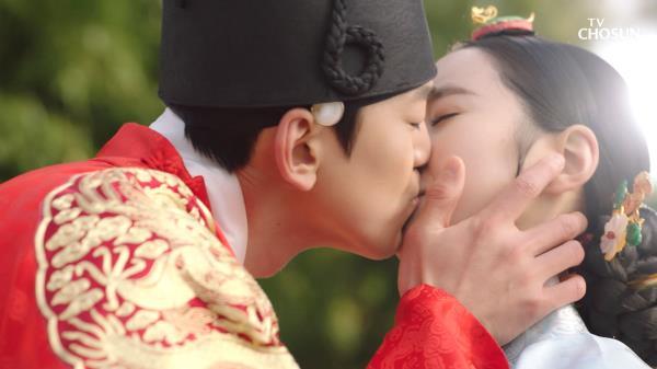 """♥마음 확인 KISS♥ """"전하만을 은애하며 살아갈 것입니다"""""""