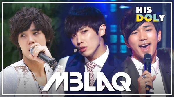 [MBC KPOP] 엠블랙 스페셜 ★'Oh Yeah'부터 '거울'까지★ (1h 12분 무대 모음)