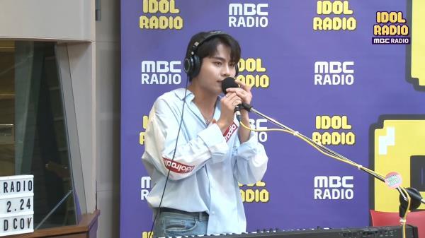 "[IDOL RADIO] 디코이가 부르는 ""Come To LIght""♪♬"