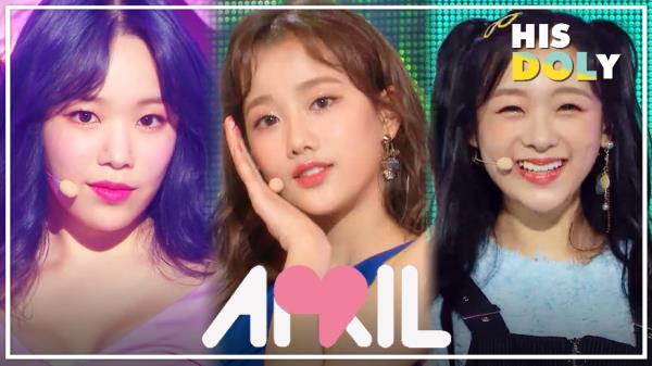 [MBC KPOP]에이프릴 스페셜 ★'꿈사탕'부터 'LALALILALA'까지★ (35분 무대 모음)