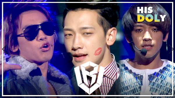 [MBC KPOP]비 스페셜 ★'나쁜 남자'부터 'LA SONG'까지★ (1시간 6분 무대 모음)