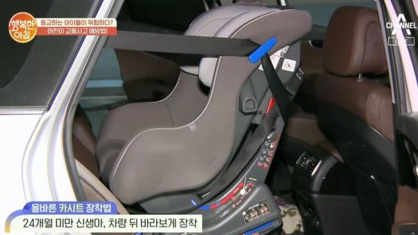 *어린이 교통사고 예방법* 슬기로운 안전벨트 착용법