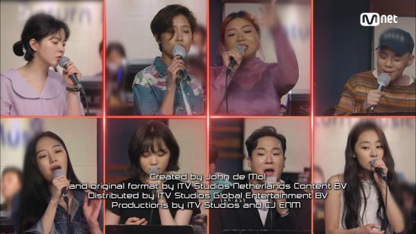 [최종회] '대망의 파이널' 최종 우승을 차지할 보이스는? 7/10(금) 저녁 7시 Mnet x tvN