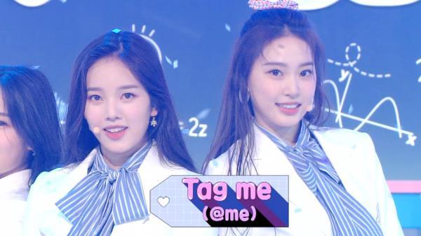 '위클리'의 생기 발랄한 에너지♡ 'Tag Me'