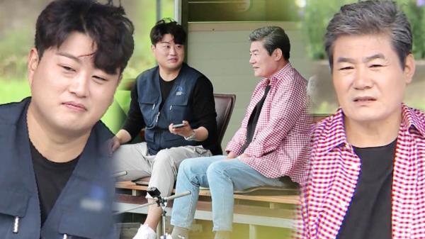 [선공개] 김호중, 21살에 녹음한 '태클을 걸지마' 공개!