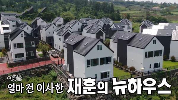 탁재훈, '新 탁짱이 하우스' 공개!(ft. 딸바보 그림 자랑)