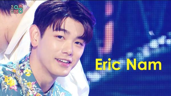 에릭남 -파라다이스 (Eric Nam -Paradise)