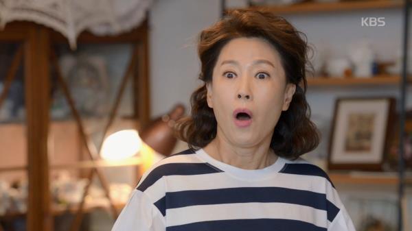 """김보연 찾아온 신미영한테 또! 들킨 차화연 """"내가 불렀어요^^"""""""