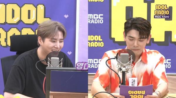 [IDOL RADIO] 영케이&에릭남의 '파리의 연인' 연기 도전!