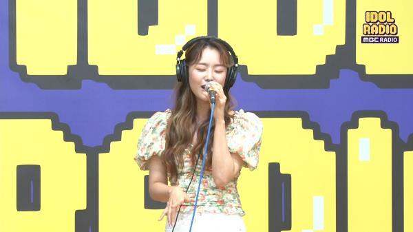 [IDOL RADIO] 꿀보이스 송지은의 'MIL' 라이브 ♬