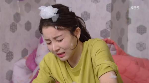 박영린, 얹혀사느라 온갖 굴욕의 연속♨ 손빨래하다 엉덩방아까지ㅋㅋ