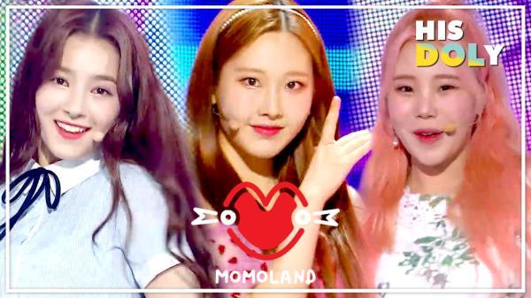 [MBC KPOP]모모랜드 스페셜 ★'짠쿵쾅'부터 'Thumbs Up'까지★ (18분 무대 모음)