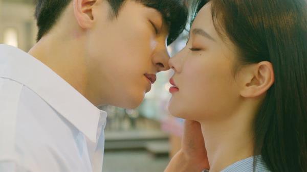[최종화 엔딩♥] 지창욱×김유정, 시청자들 마음 불태운 키스 엔딩!