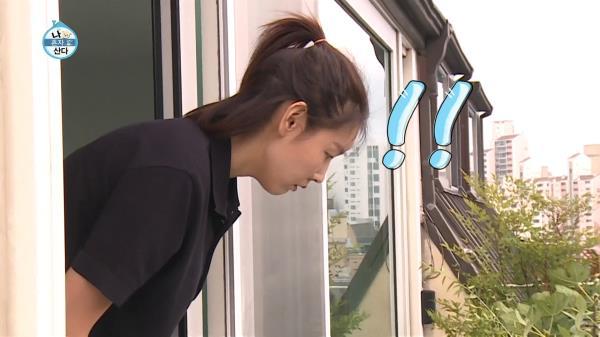 """한혜진 블루베리 도난 사건?! """"내 블루베리 어디 갔어!!! ♨"""""""