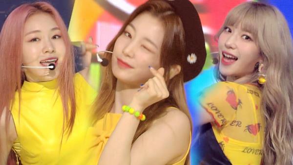 '로켓펀치'의 톡톡 튀는 귀여운 고백! 'JUICY'
