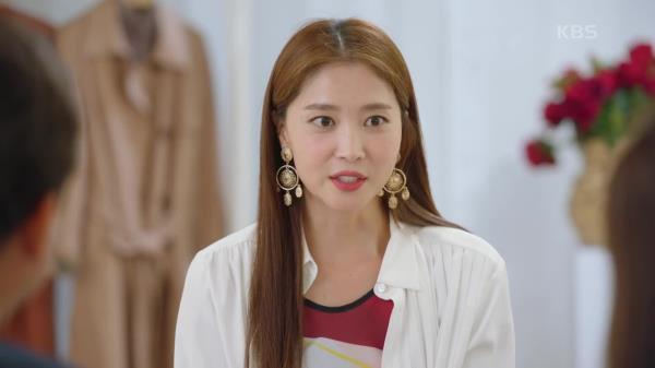 """""""너무 좋아서 미쳐버리겠네!!"""" 다니던 회사에서 스카우트 제의받는 오윤아!!★"""