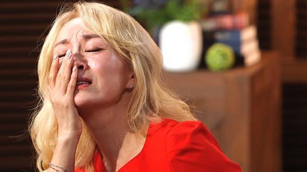 """박해미, 전 남편 음주운전 사고 언급 """"끔찍했다"""" 눈물 (′밥은 먹고 다니냐′)"""