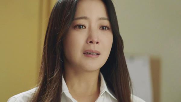 """""""다 돌아왔어"""" 김희선, 제자리로 돌아온 세상 앞에 눈물"""