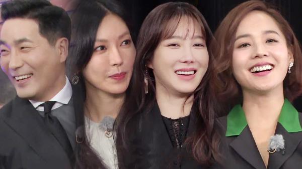 이지아×김소연×유진×하도권, 펜트하우스 주연 4인방 등장!