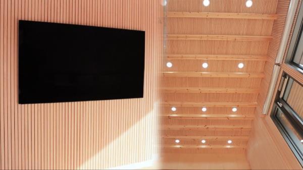 '편백나무'를 사용한 목조 주택 인테리어의 장점! (하우스)