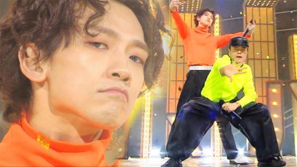 '비'의 완벽한 퍼포먼스! 역대급 콜라보♨ '나로 바꾸자(duet with JYP)'