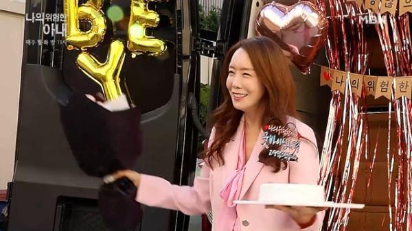[비하인드] 세상 위험한, 아름다운 아내! 심재경으로 완벽 변신했던 김정은 배우의 마지막 촬영 소감! MBN 201123 방송