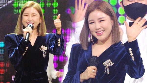 명품 보이스 '송가인'의 국민 힐링송♬ '트로트가 나는 좋아요'