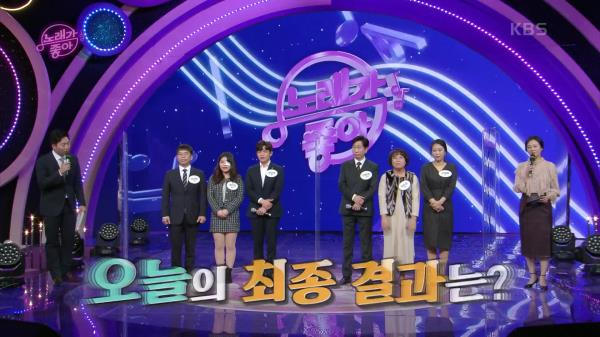 ※최종 결과※ 오늘의 우승 팀은? | KBS 210119 방송