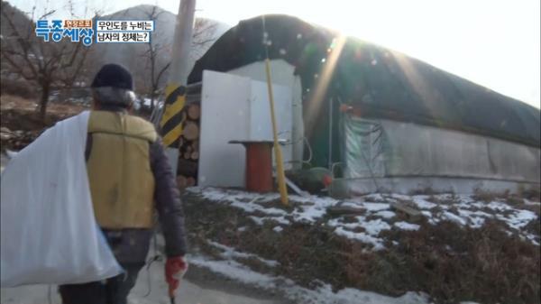 영어로 비닐하우스~ 한국말로 우리집^^ MBN 210121 방송