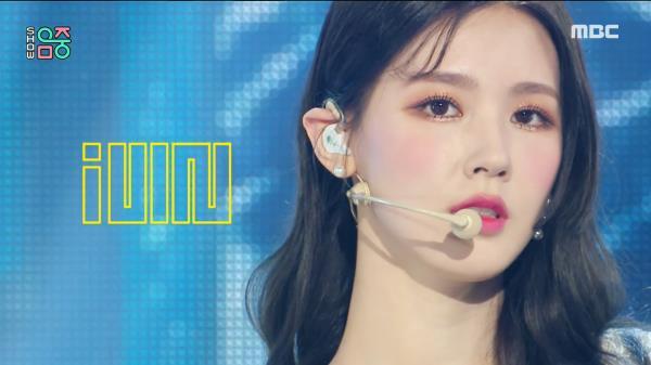 (여자)아이들 - 화(火花) ((G)I-DLE - HWAA), MBC 210123 방송