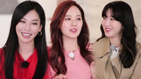[선공개] '절친' 이지아×유진×김소연, 찰떡 케미 폭발★ (ft. 심수련은 살아있다?!)