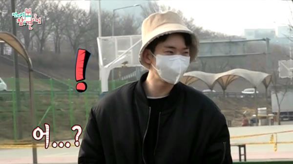 하이힐이 제일 잘 어울리는 남자 조권♡ 반려견들과 상쾌한 산책♬, MBC 210227 방송