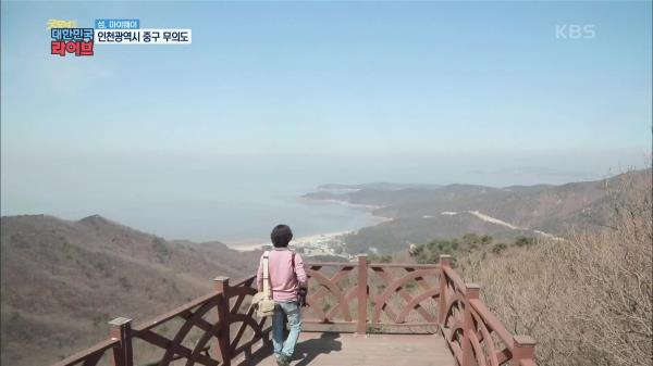 [섬, 마이웨이] 청정 갯벌과 낭만이 있는 섬, 서울과 가까운 무의도 | KBS 210406 방송